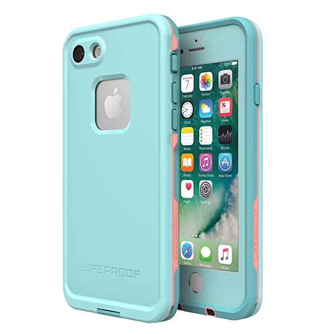 Image Unavailable. Image not available for. Color  Lifeproof FRĒ SERIES Waterproof  Case for iPhone 8 ... ce5a48e8ce