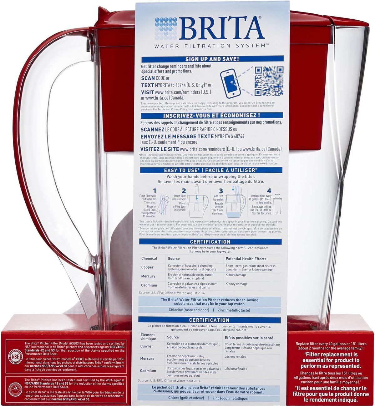 Brita Small 6 Cup