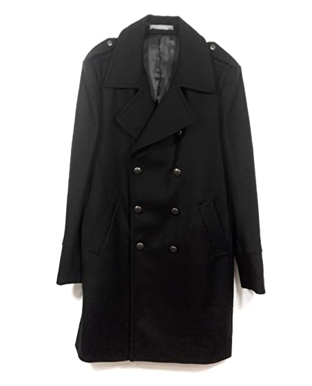 Zara Men Military style coat 6477/635 at Amazon Men's Clothing store: