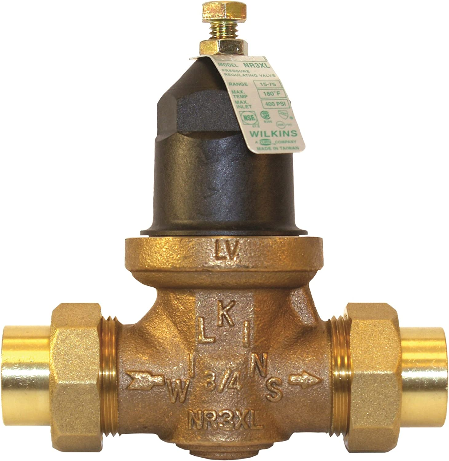 "Zurn Wilkins 34-NR3XLDU 3/4"" Pressure Reducing Valve"