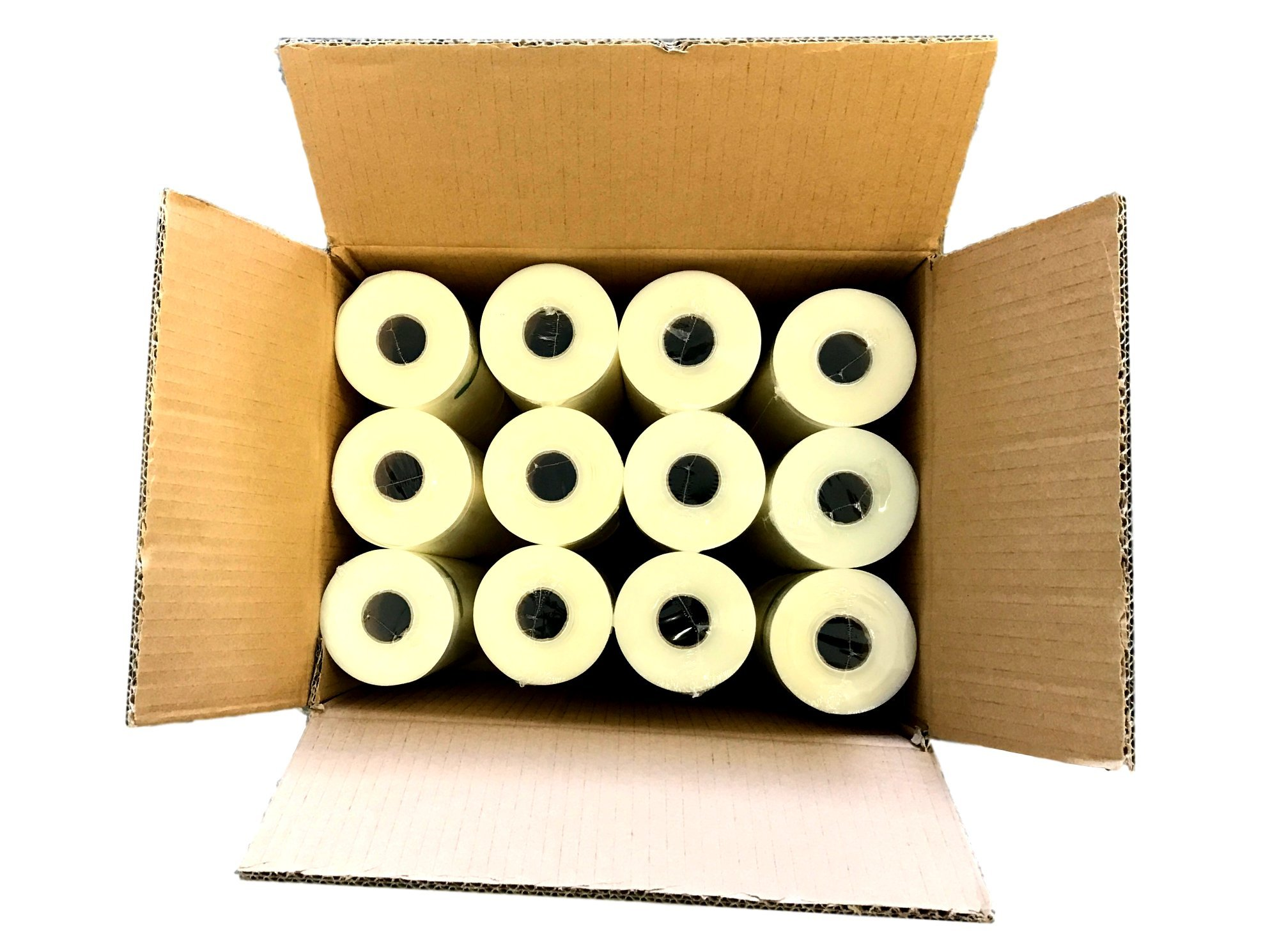 Vac-Fresh 11'' x 50' Vacuum Seal Bags for Vacuum Sealers VF1150C 3.5mil, Full Case of 12 Rolls
