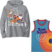 Space Jam 2 A New Legacy T-shirt Pullover Hoodie with Tank Jersey Bundle