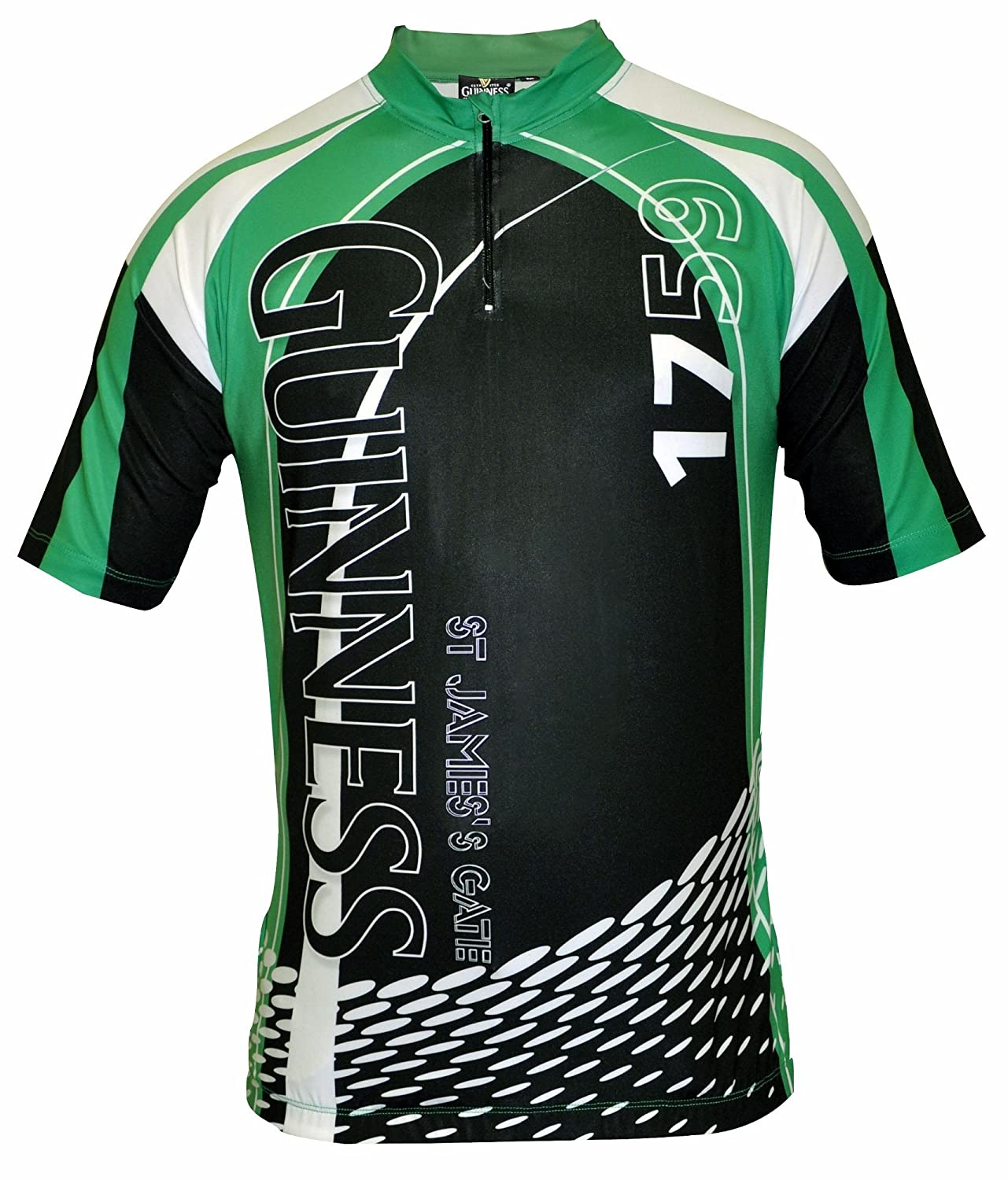 Guinness Cycling Jersey G4610-S