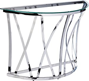 Lane Home Furnishings Oval Console Table