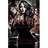 F*ckboy Psychos: A Dark & Spicy Romance (Scarlett Force Book 1)