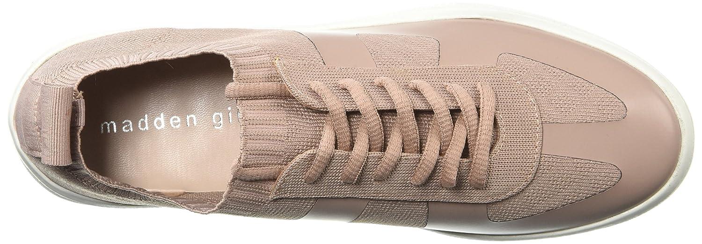 Madden Girl Women's Ana Sneaker B077K96LQ5 6.5 B(M) US|Blush Fabric