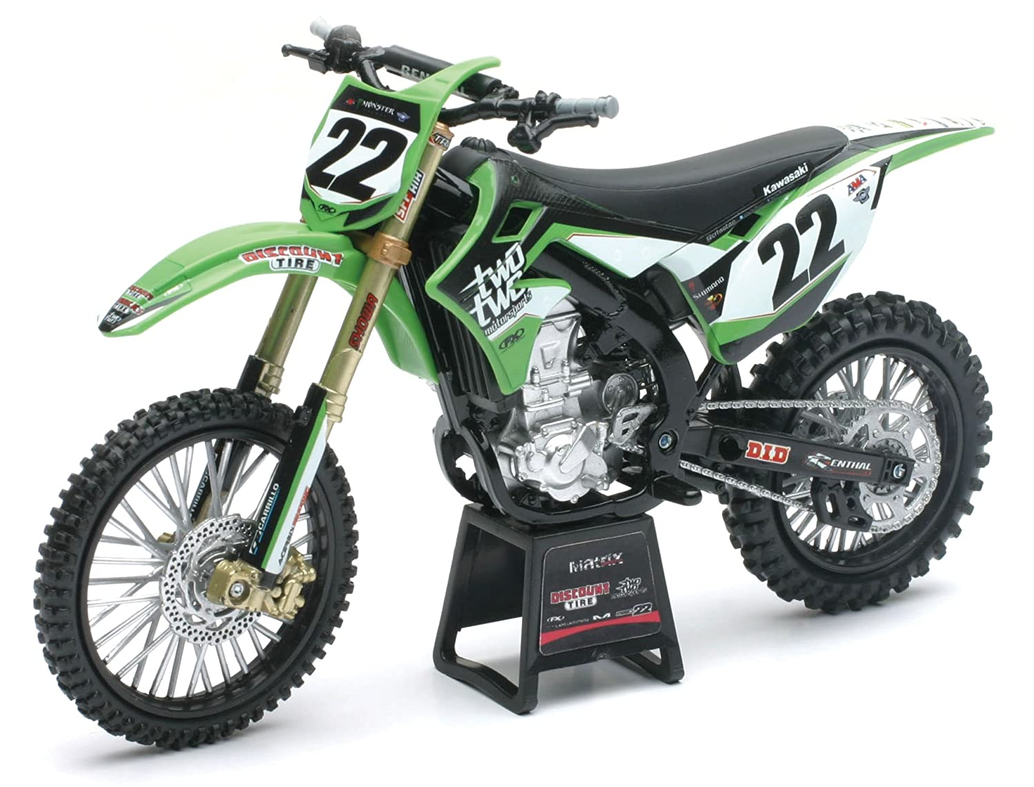 Amazon.com: Kawasaki KX 450F \