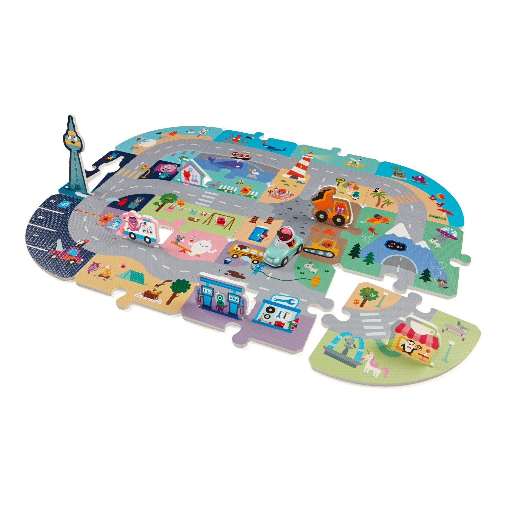 Sago Mini - Puzzle Mats - Robin's Roadtrip by Sago Mini