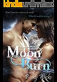 Moon Burn: An epic human/merman fantasy romance