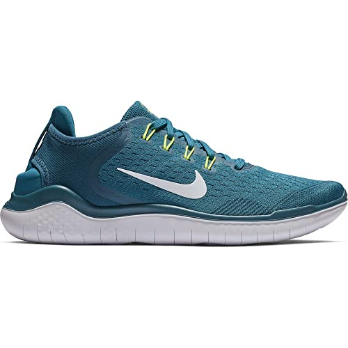 premium selection 42d14 41063 Nike Nike Free Rn 2018 - blue force white-green abyss, Größe