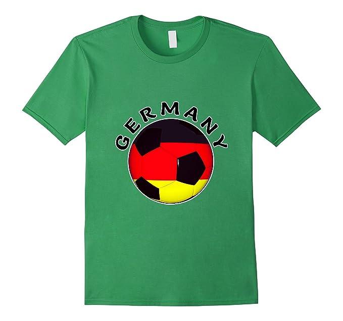 Mens German Soccer T Shirt Camiseta De Futbol Aleman 2XL Grass