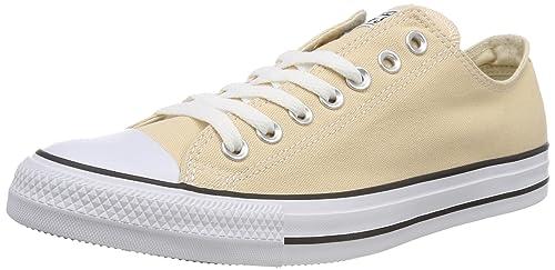 Converse CTAS Ox Raw Ginger, Zapatillas Unisex Adulto: Amazon.es: Zapatos y complementos