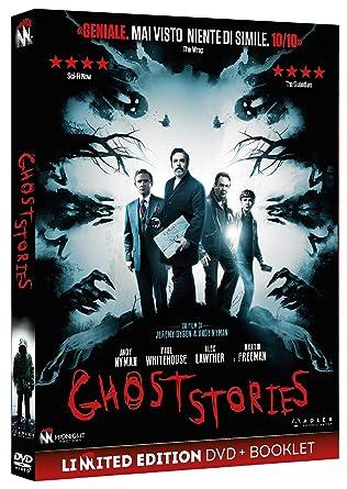 ghost stories ltd dvd+booklet DVD Italian Import: Amazon co uk: DVD