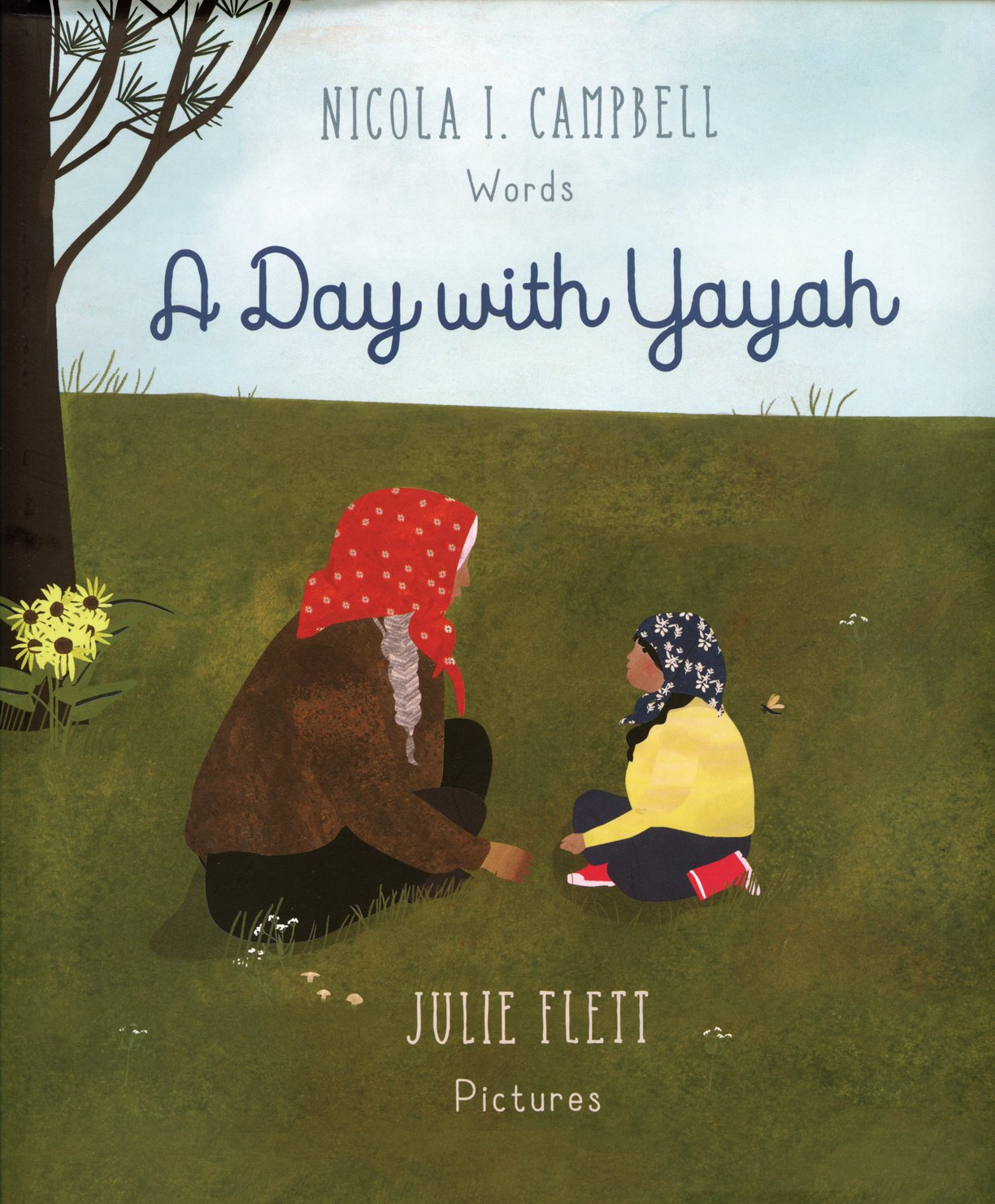 A Day with Yayah by Crocodile Books