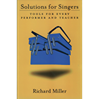 Solutions for Singers: Tools for Performers and Teachers book cover
