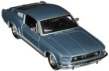 ford mustang 1967 модель 1:24