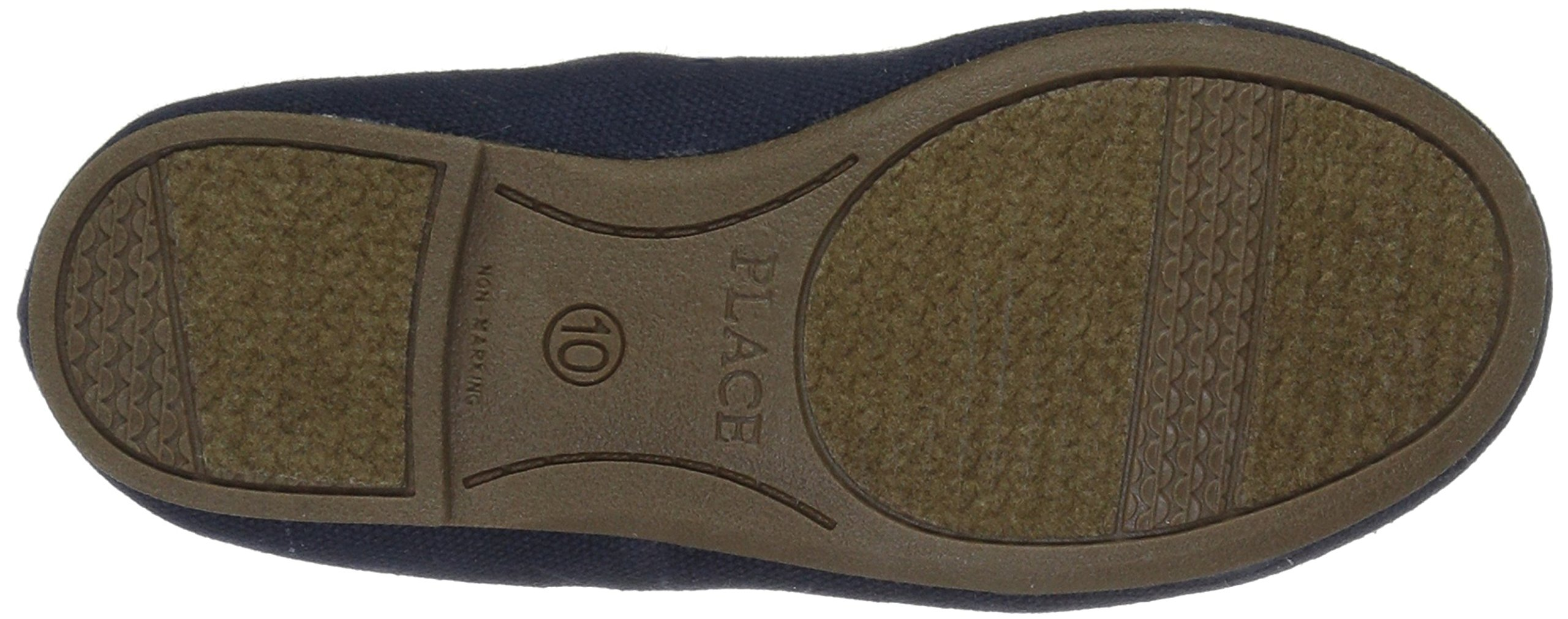 The Children's Place Girls' E TG Uni Kayla Uniform Dress Shoe, Navy, TDDLR 5 Toddler US Toddler by The Children's Place (Image #3)