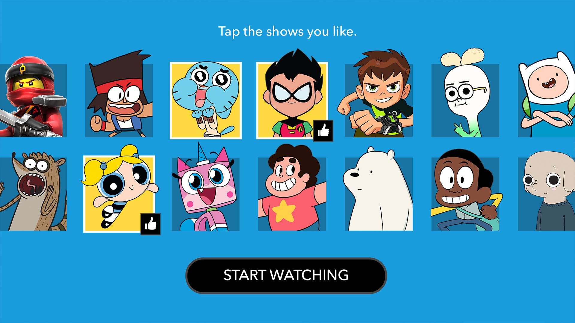 Amazon Com Cartoon Network App Watch Full Episodes Of Your