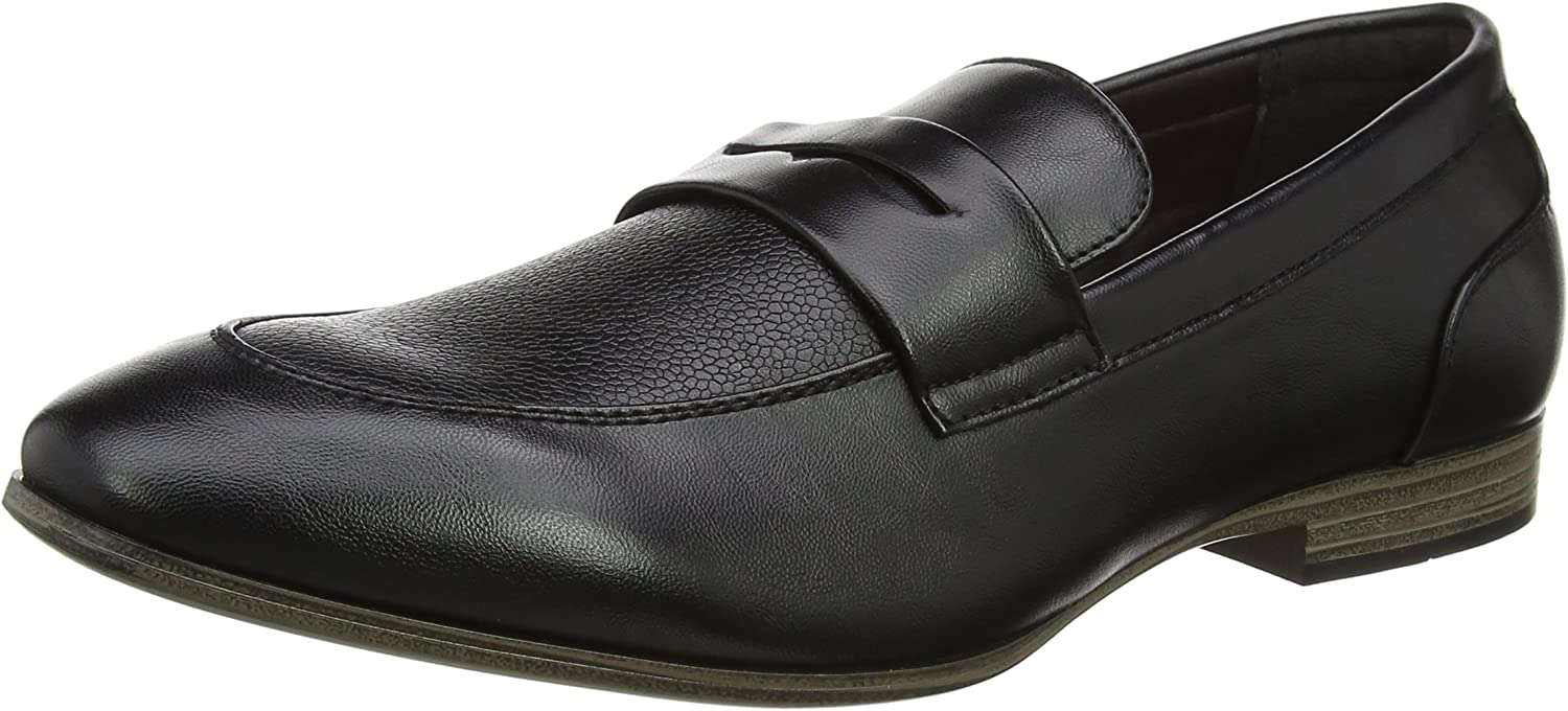 New Look Smart Formal Loafer, Mocasines para Hombre