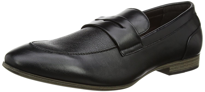 TALLA 44 EU. New Look Smart Formal Loafer, Mocasines para Hombre