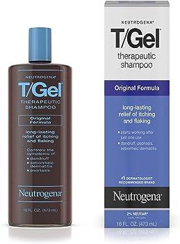Neutrogena Gel Therapeutic Shampoo 16 Fl. Oz