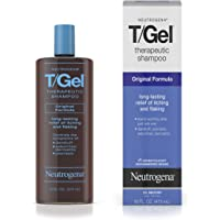 Neutrogena T/Gel Therapeutic Shampoo Original Formula, Anti-Dandruff Treatment for Long-Lasting Relief of Itching and…