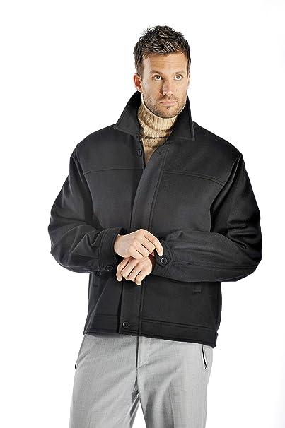 18eb160ae Cashmere Boutique: Men's Cashmere Jacket (Color: Black, Sizes: M/L/XL)