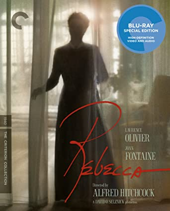 Rebecca (The Criterion Collection) [Blu-ray]