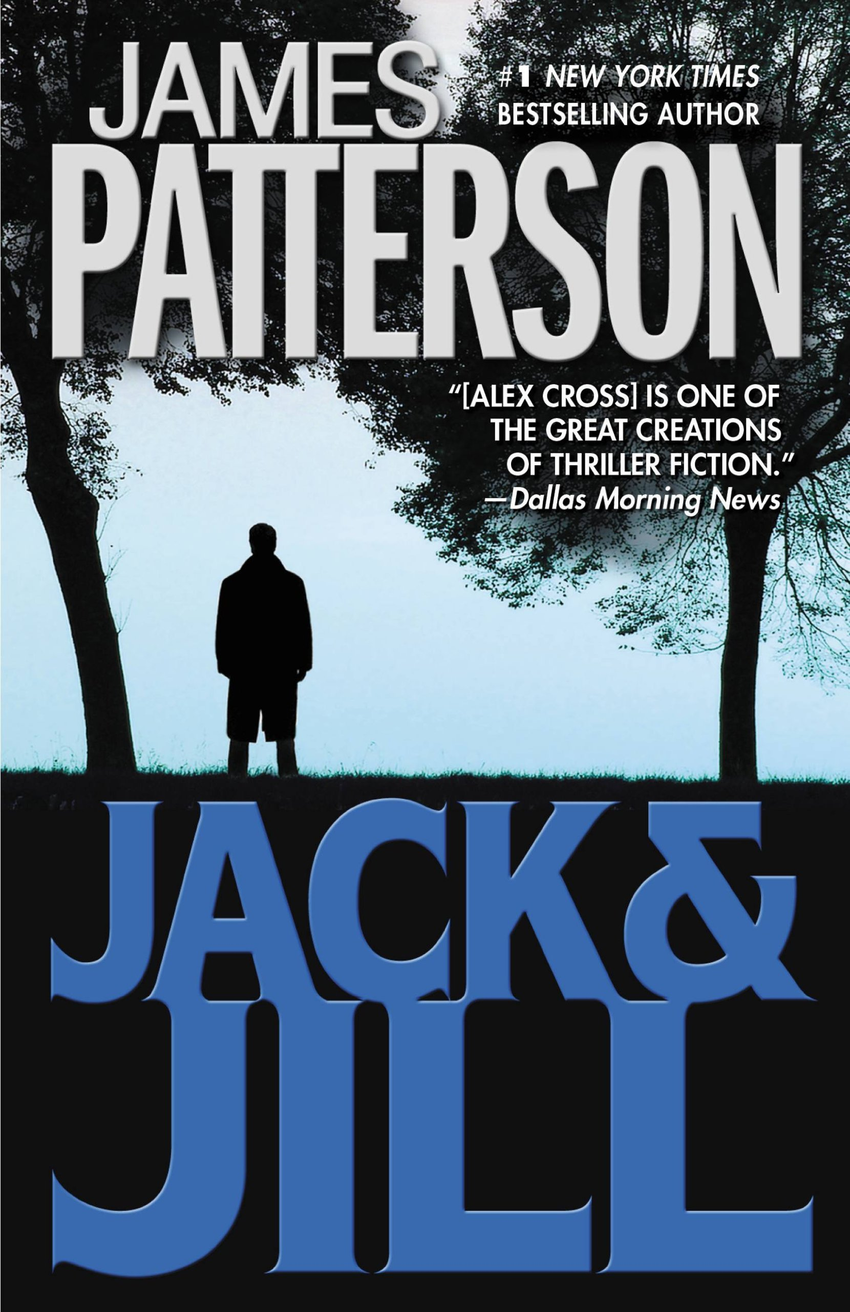 Jack Jill Cross James Patterson
