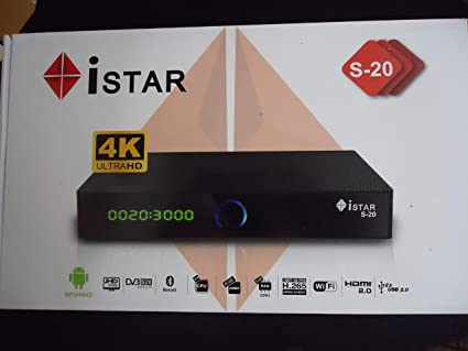 Amazon com: iStar Korea S20 Android with One Year Online TV