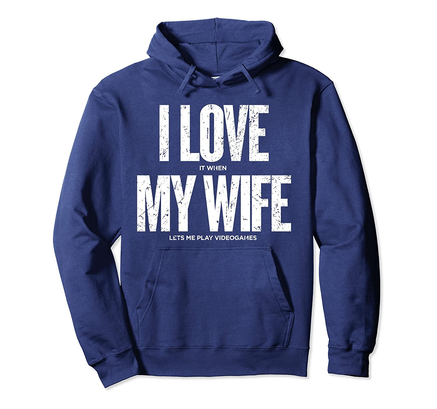 I Love It When My Girlfriend Lets Me Play Videogames Hoodie-AZP