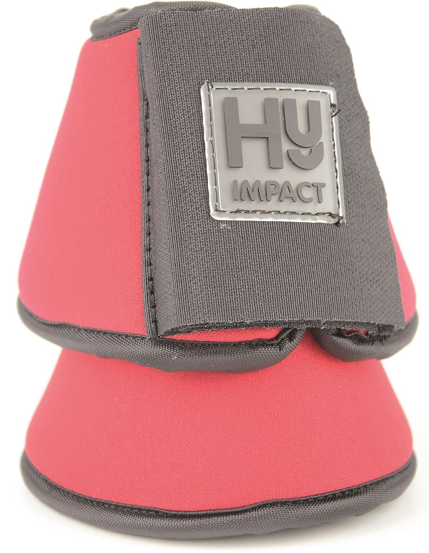 Hyimpact Plus de portée Bottes en néoprène pour Chevaux et Ponies- Robuste, Durable, Bottes, Pratique et idéal pour Une Utilisation Quotidienne. Vendu en Paires 1951p