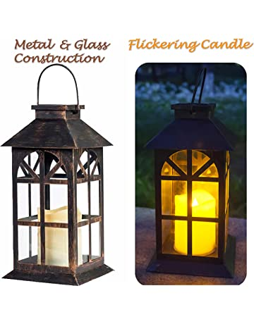 Candles & Holders Home & Garden Reliable H 28 Big Metal Wedding Candle Lantern Hurricane Lantern Decor Garden Light Decoration Yard Standard Lamp Glass Path Lighting
