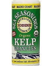 Maine Coast Sea Vegetables Organic Kelp Granules Salt Alternative 1.5 ounce