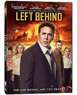 Amazon.com: Left Behind - The Movie [VHS]: Kirk Cameron, Brad ...