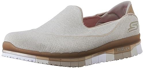Zapatilla caminar para mujer Skechers GOFLEX Walk - 47108, Rose (Rose Foncé), 39.5 EU: Amazon.es: Zapatos y complementos