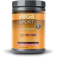 Vega Sport Pre-Workout Sugar-Free Energizer Acai Berry (40 Servings, 4.5oz) - Vegan, Gluten Free, Sugar Free, All Natural, Pre Workout Powder, Non GMO