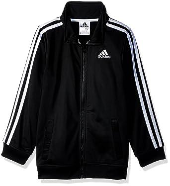Amazon.com  adidas Boys  Iconic Tricot Jacket  Clothing 6bbb6b9bb