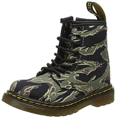 3d73bd211647e Amazon.com: Dr. Martens Kid's Collection Mens 1460 Camo (Toddler): Shoes