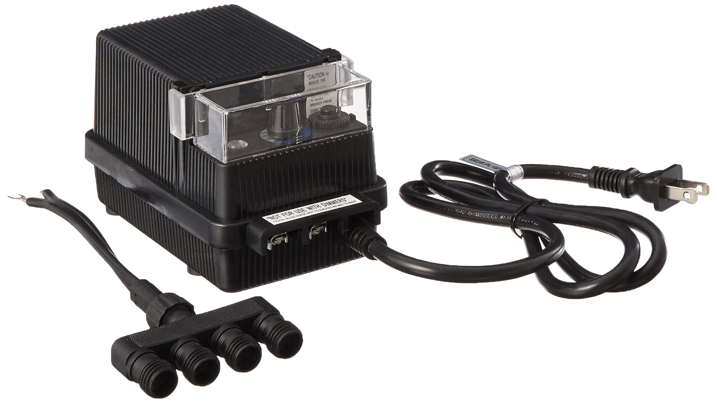 Alpine 60W Transformer with Photo Cell & Timer