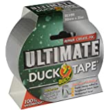 SHURE Duck Tape Ultimate 50mm X 25m Silver