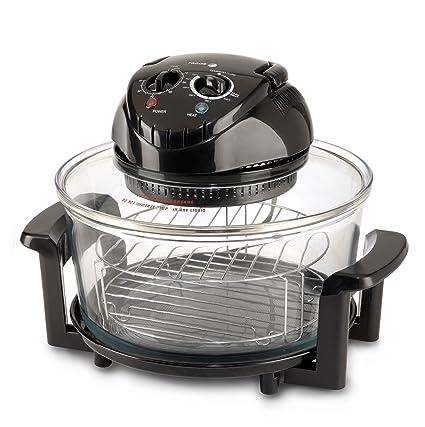 Amazon.com: Fagor 12 Quart Halogen Tabletop Oven: Kitchen Small ...