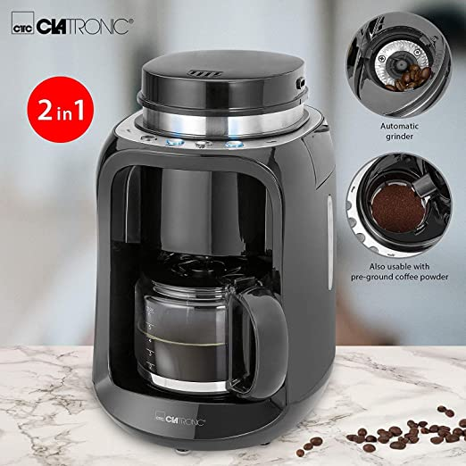 Clatronic KA 3701 Independiente - Cafetera (Independiente ...