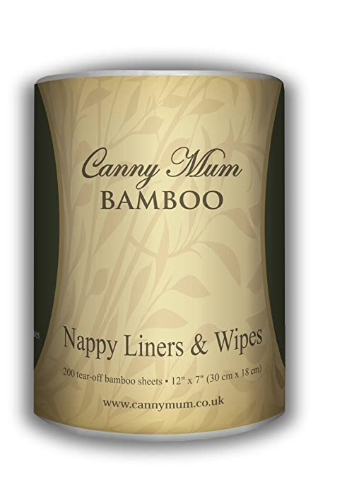 108 opinioni per Salviette & Fodere per Pannolino 100% Bambù