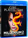 The Girl Who Played With Fire / Millènium 2 (Bilingue) [Blu-ray + DVD]