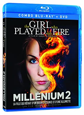 The Girl Who Played With Fire / Millènium 2 (Blu-ray + DVD Combo