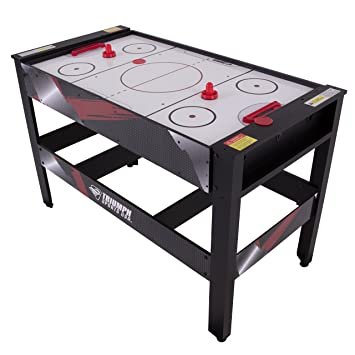Triumph 4 In 1 Swivel Multigame Table