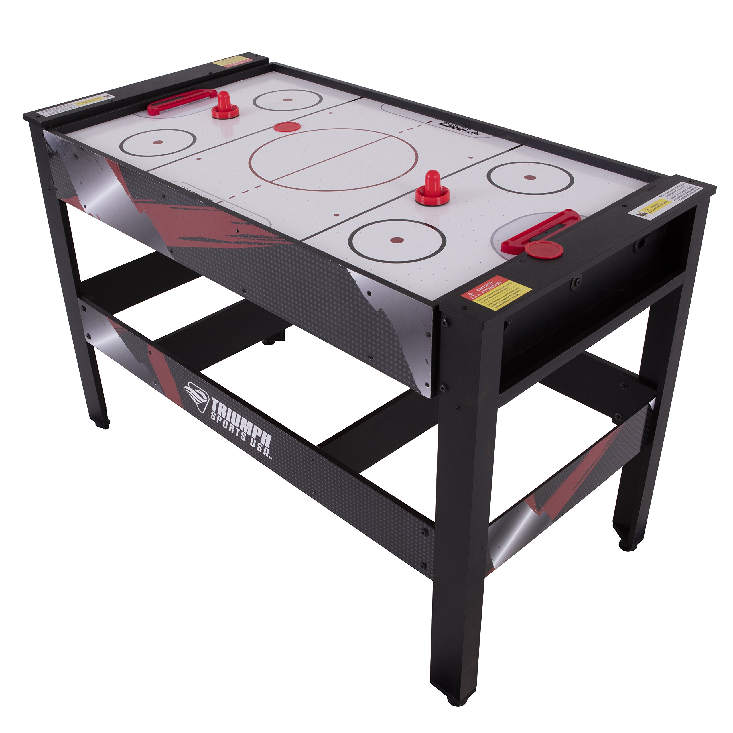 Triumph 4-in-1 Swivel Multigame Table by Triumph