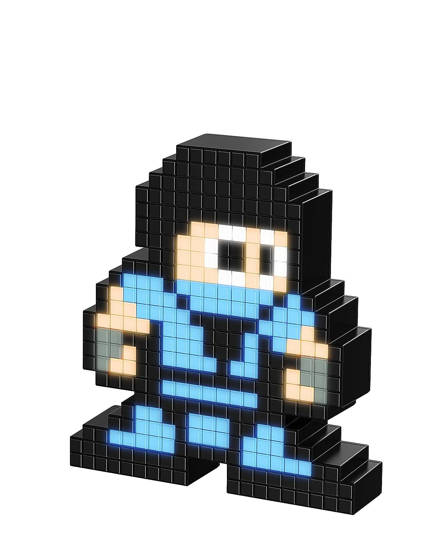 PDP Pixel Pals Mortal Kombat Sub Zero Collectible Lighted Figure, 878-030-NA-SUB