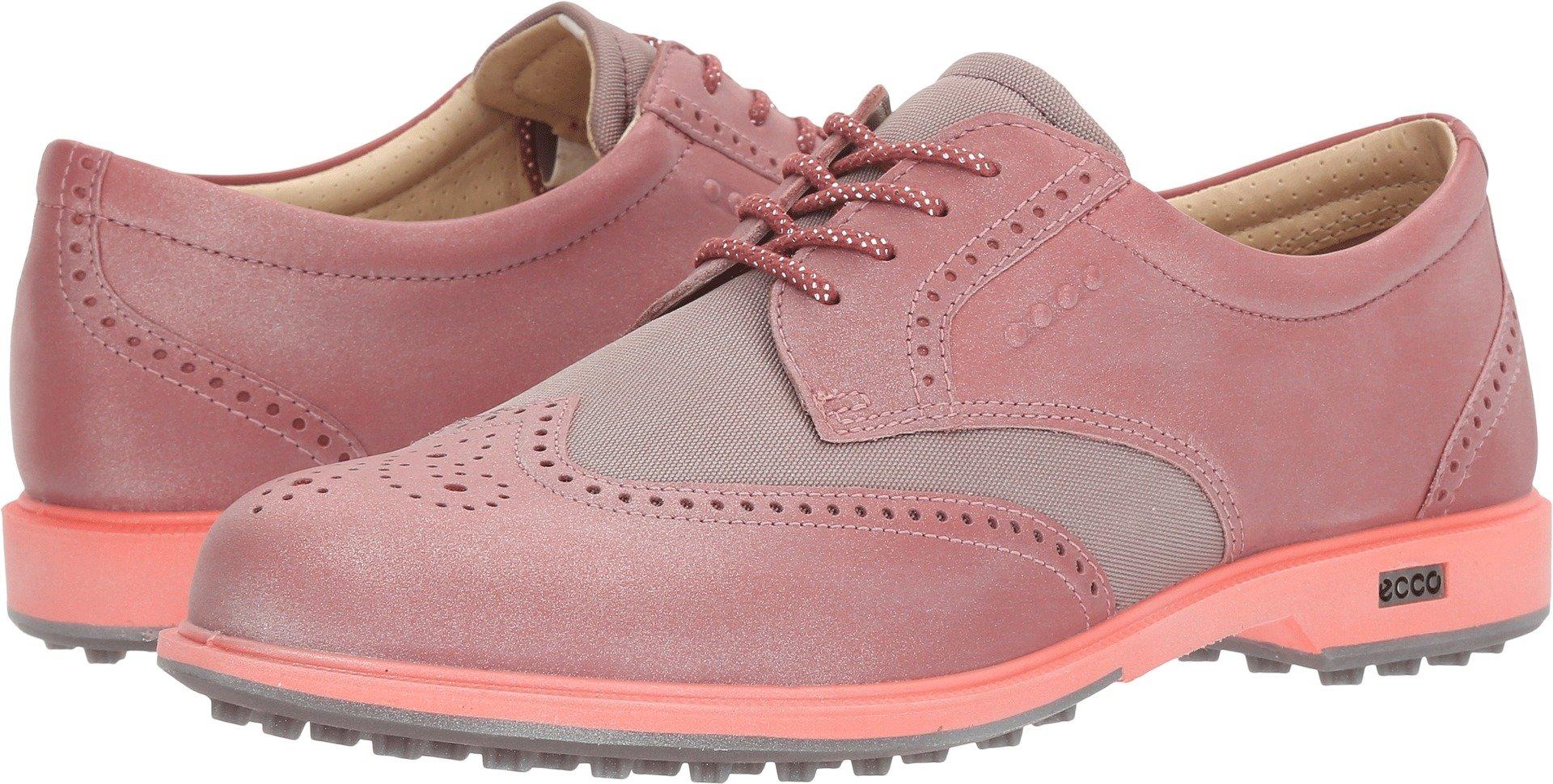 ECCO Women's Classic Hybrid III Golf Shoe, Petal/Petal Trim, 41 EU/10-10.5 M US